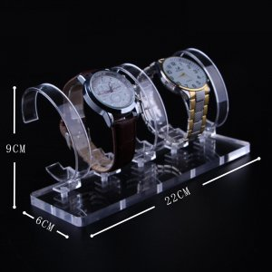 5-Position-Acrylic-Watch-Display-Stand