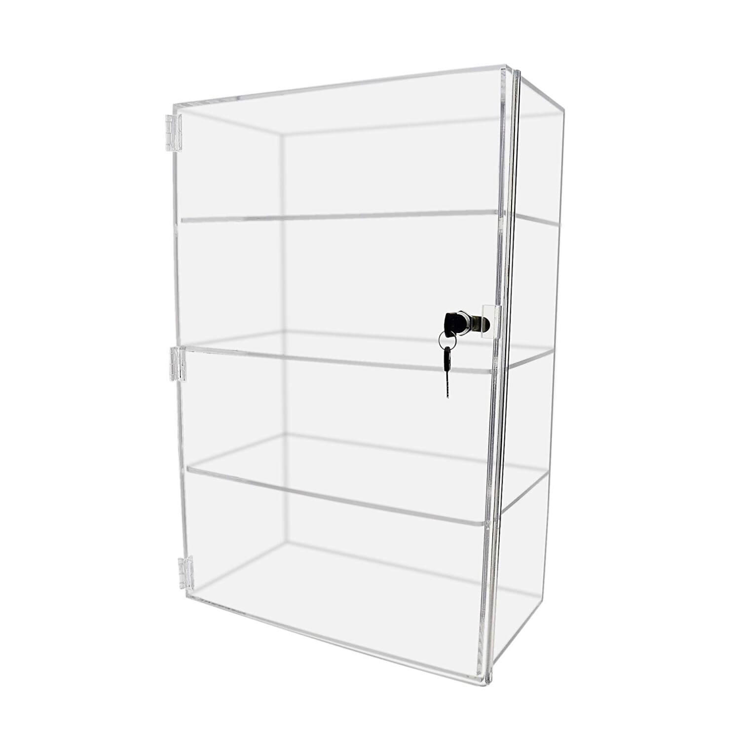 Acrylic Display Case Manufacturer With