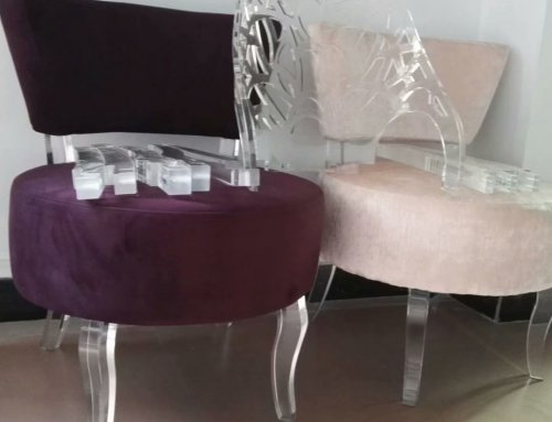 Acrylic Furniture Legs