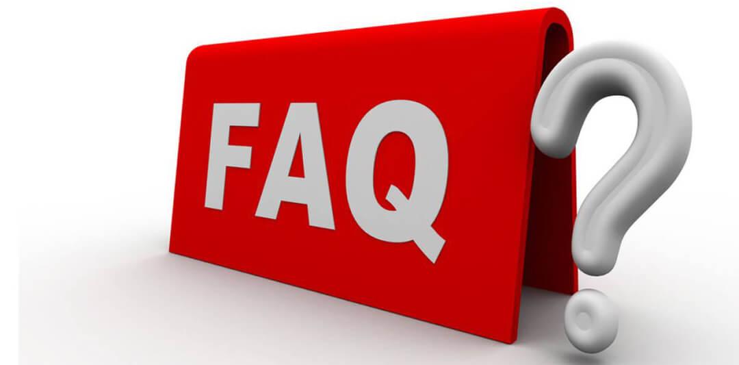 FAQ of custom acrylic display