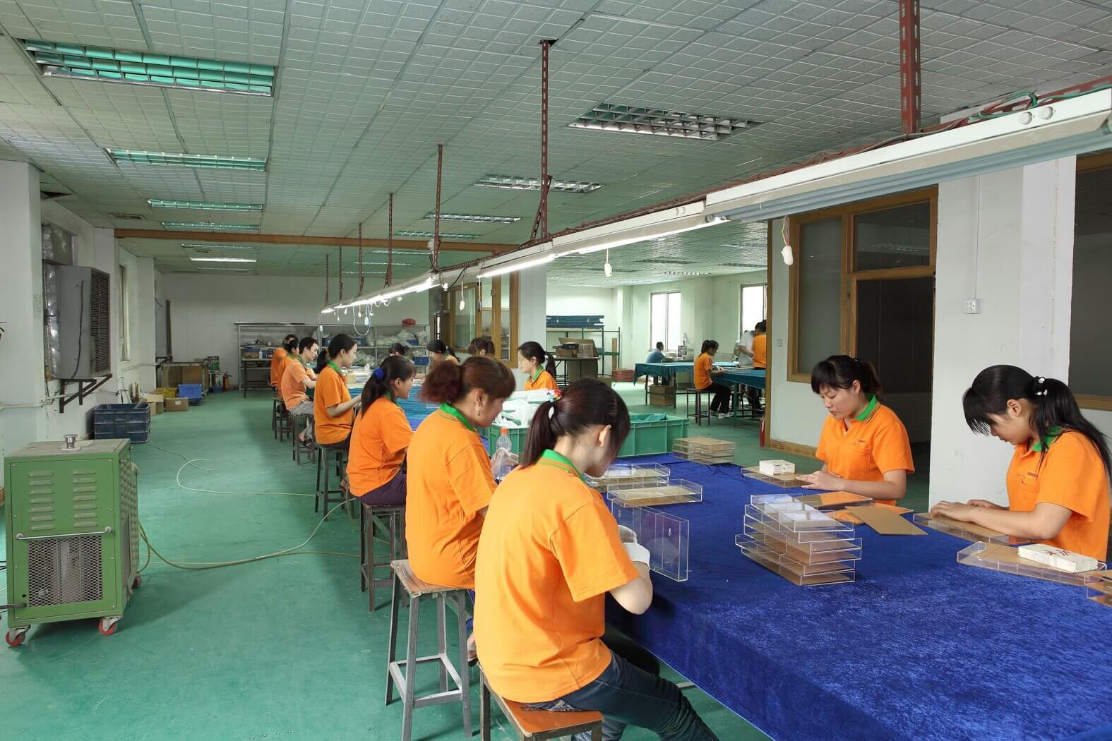 Acrylic Products Handmade Workshop