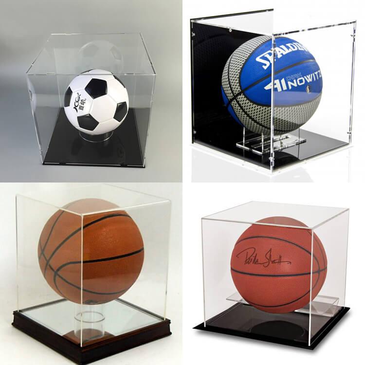 acrylic display showcase