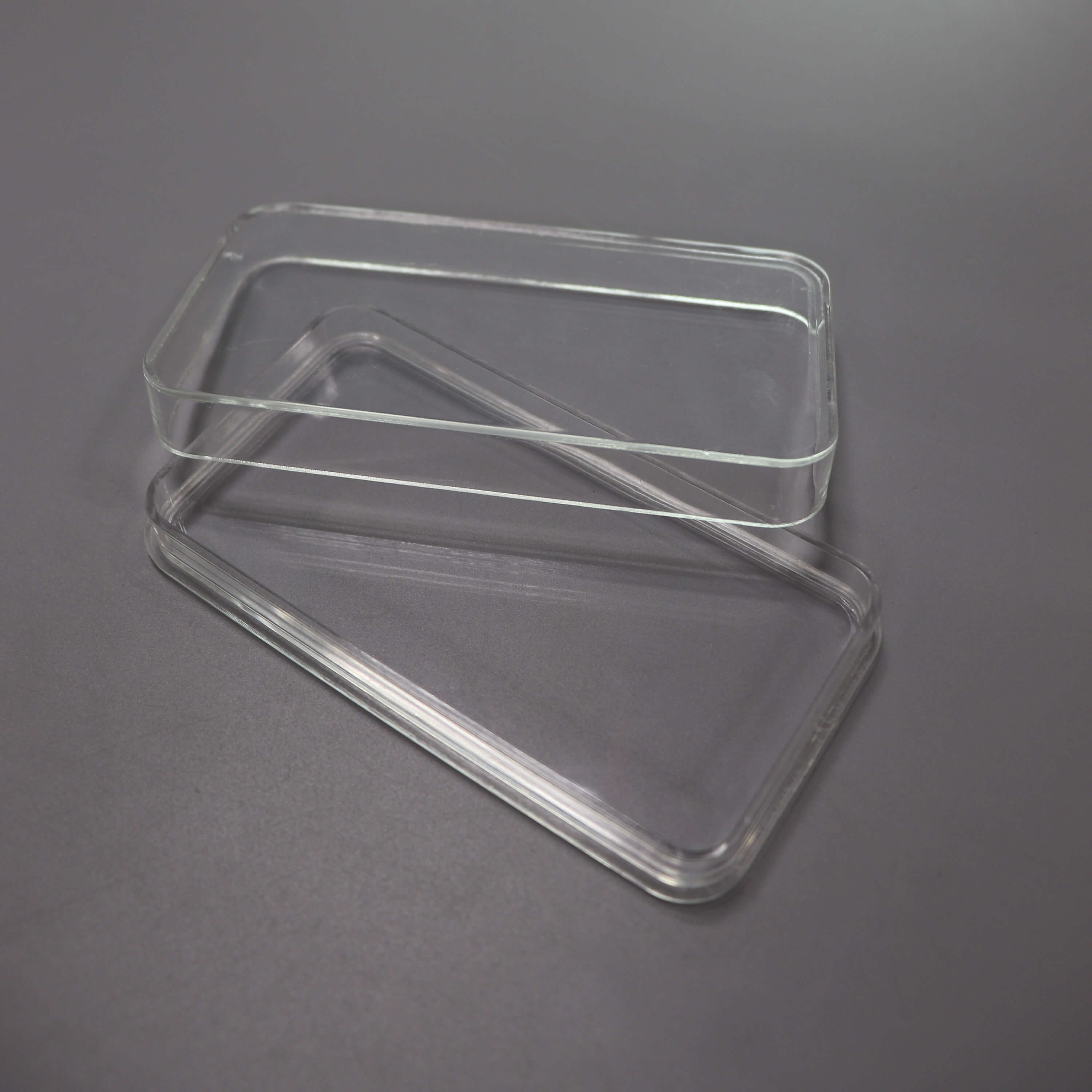 Clear Acrylic Plastic Packaging Box