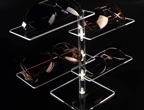 Acrylic Sunglasses Display Stand